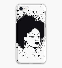 Afro iPhone Case/Skin