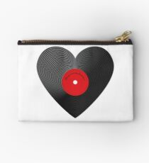 Heart Record Studio Pouch