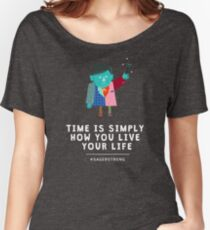 Live Your Life with Craig Sager Women's Relaxed Fit T-Shirt