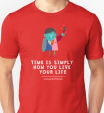 Live Your Life with Craig Sager Unisex T-Shirt