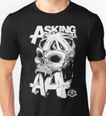 Asking Alexandria England Skull  tshirt and hoodie T-Shirt
