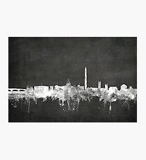 Washington DC Skyline Photographic Print