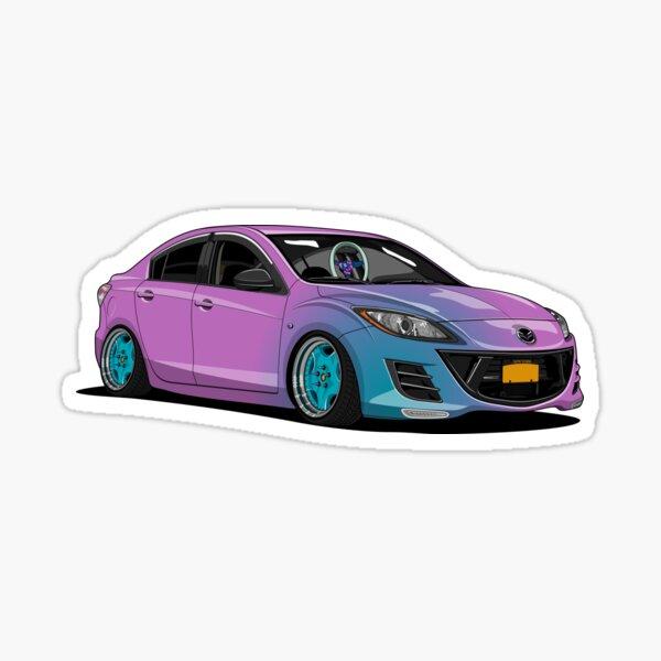 Mazda 3 Pegatina