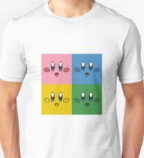 Kirby Pop Art Unisex T-Shirt