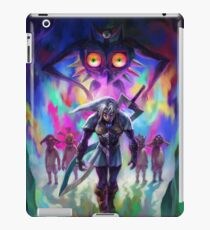 Fierce Deity Majora's Mask iPad Case/Skin