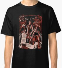 Crowley Woodcut Classic T-Shirt