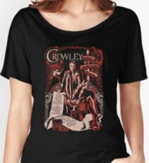 Crowley Woodcut Women's Relaxed Fit T-Shirt