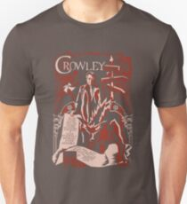 Crowley Woodcut Unisex T-Shirt