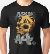 Asking Alexandria Colored England Skull  tshirt and hoodie T-Shirt