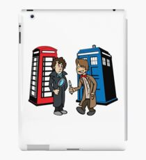 Doctor Who and Sherlock iPad Case/Skin