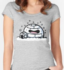 Igloo Dood Women's Fitted Scoop T-Shirt