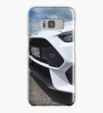 Ford Focus RS (front end) Samsung Galaxy Case/Skin