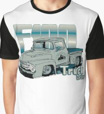 Ford F100 Truck Driver 1953 - 1956 Graphic T-Shirt