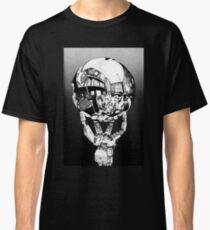 Sci Fi Anime Escher tribute Classic T-Shirt