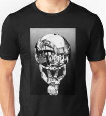 Sci Fi Anime Escher tribute Unisex T-Shirt