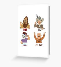 THIS IS ME NOW Greeting Card