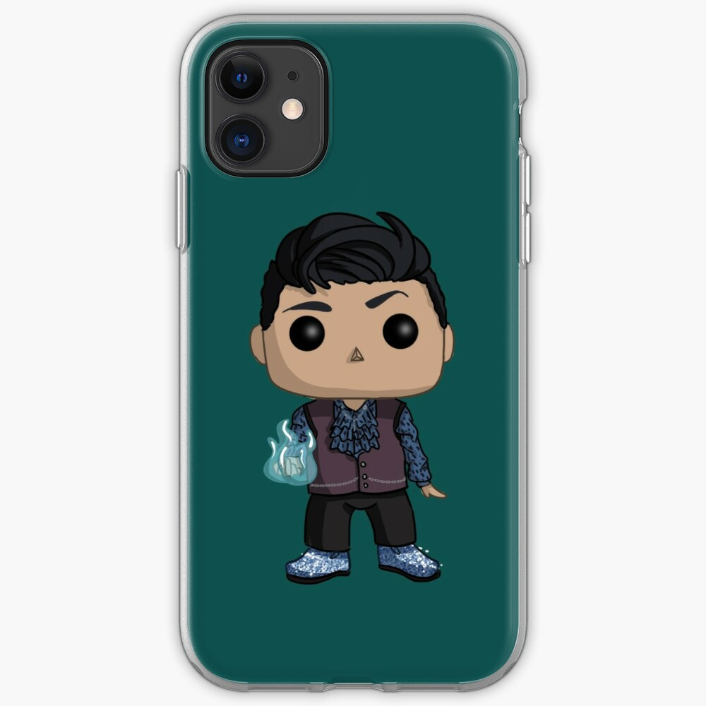 Magnus Bane Pop iPhone Soft Case