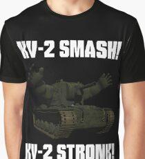 KV-2 Hulk Tee Graphic T-Shirt