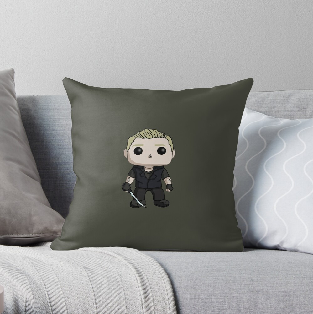 Jace Pop Throw Pillow