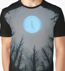The Eye in the Sky - Frost Graphic T-Shirt