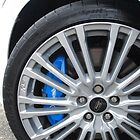 Ford Focus RS Wheel by lizdomett