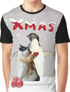 Xmas Joy Graphic T-Shirt