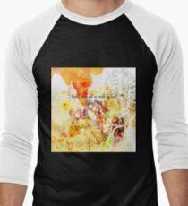 I Made You Up Men's Baseball ¾ T-Shirt