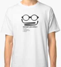 Instant Architect Classic T-Shirt