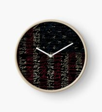 Old Glory Clock
