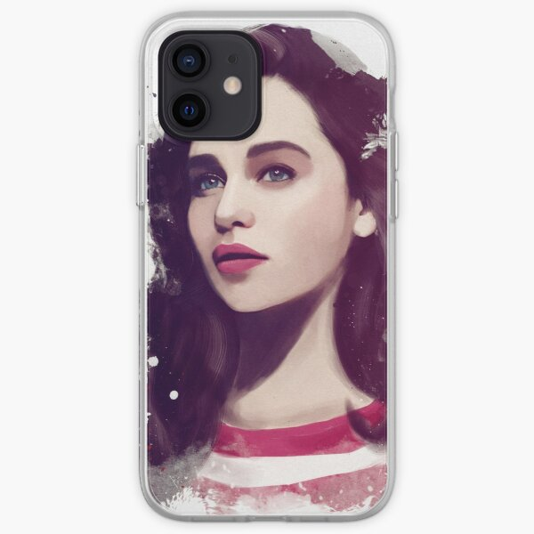 Emilia Clarke iPhone Soft Case