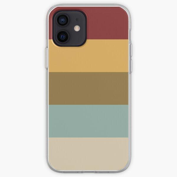 Wes Anderson Palette (Moonrise Kingdom) iPhone Soft Case