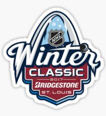 St. Louis Winter Classic Sticker