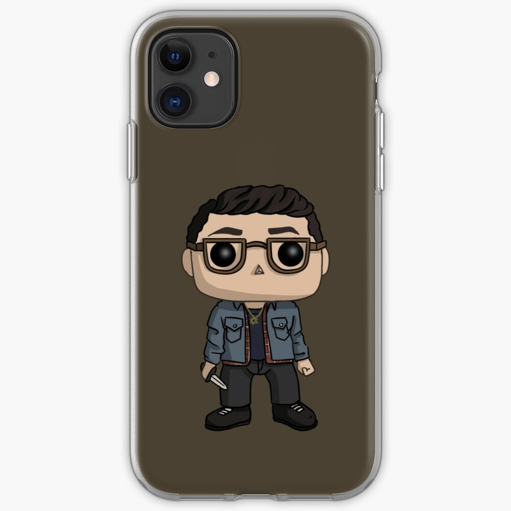 Simon Lewis Pop iPhone Soft Case