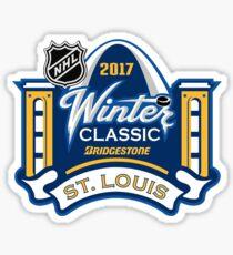St. Louis Winter Classic Sticker