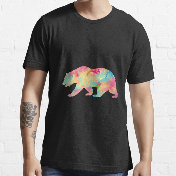 Abstract Bear Essential T-Shirt