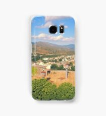 It seems like quidditch Samsung Galaxy Case/Skin