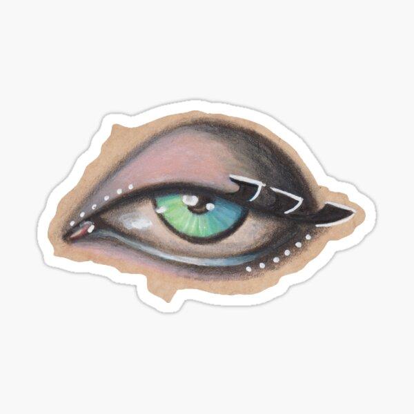 december eye I Sticker