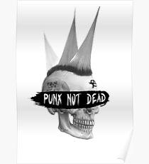 Punx not dead Poster