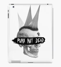 Punx not dead iPad Case/Skin