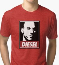 Vin Diesel Tri-blend T-Shirt