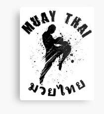 Cool Muay Thai Shirt for any nak muay Metal Print