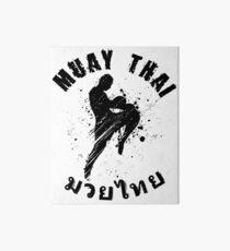 Cool Muay Thai Shirt for any nak muay Art Board