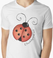 Daddy's Girl  Men's V-Neck T-Shirt