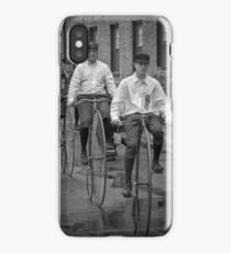 Time Travellers iPhone Case