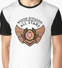 WOOD DIVISION ALL STARS Graphic T-Shirt