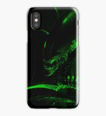 The Xenomorph iPhone Case/Skin