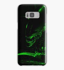 The Xenomorph Samsung Galaxy Case/Skin