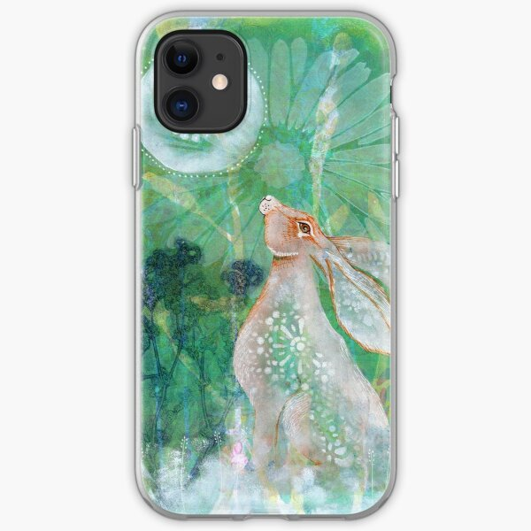 Among the grasses iPhone Soft Case
