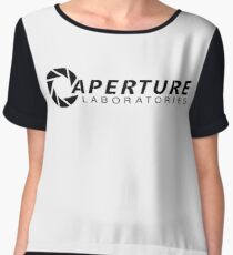 Aperture Laboratories Women's Chiffon Top