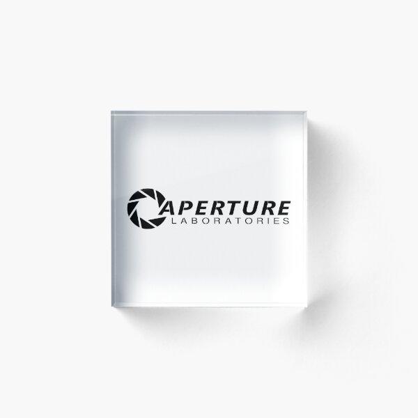 Aperture Laboratories Acrylic Block